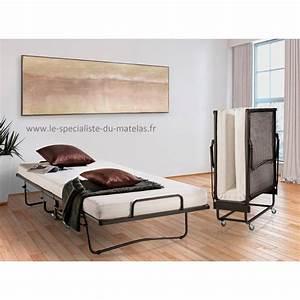 Lits D Appoint : lit d 39 appoint solide ~ Premium-room.com Idées de Décoration