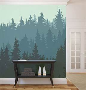 Wall murals ideas with several revealed themes for winter for Wall murals ideas