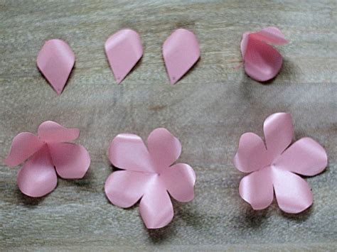 paper roses  tos diy