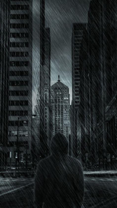 dark city hd wallpaper  nokia lumia