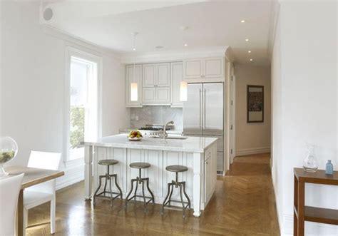 cuisine petits espaces cuisine petit espace deco maison moderne