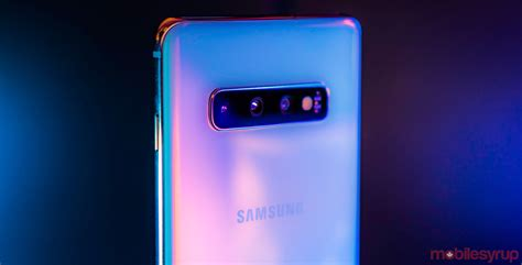 samsung galaxy s10 and s10 review maybe next