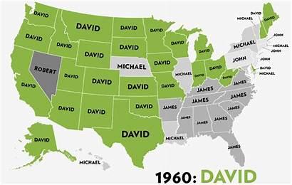 Names Popular Boys 1960 America Since Spectacular