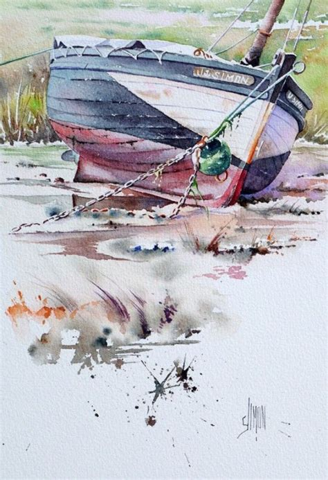 Joel Moss Sea Hunt Boats by 136 Best Images About Watercolor Boats On