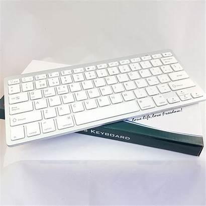 Mac Teclado Bluetooth Blanco Macbook Tipo Oferta