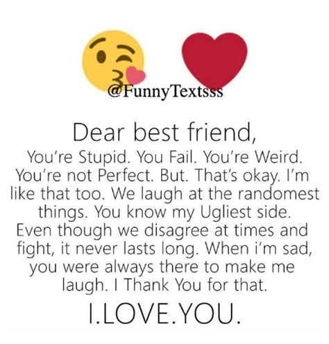 Best Friend Quotes Even Though We Fight