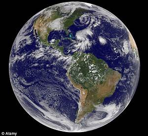 Earth may have a 'pulse' every 60million years that's been ...