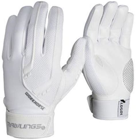 rawling youth workhorse  series batting gloves