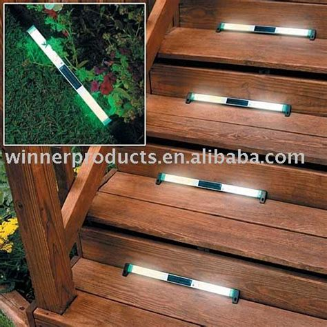 solar step lights outdoor warisan lighting