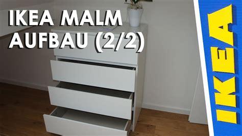 Ikea Kücheninsel Aufbau by Ikea Malm Aufbau 2 2