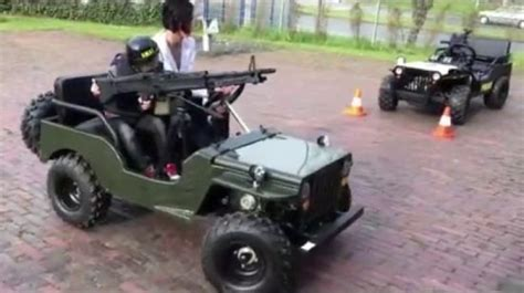 China 110cc 125cc 150cc Hot Selling Mini Jeep Willys For