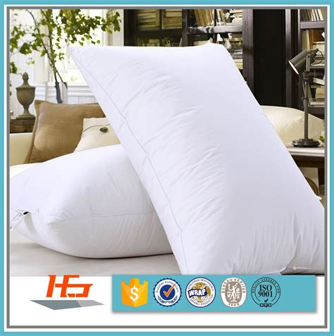 Wholesale Cheap White Polyester Microfiber Filling Hotel