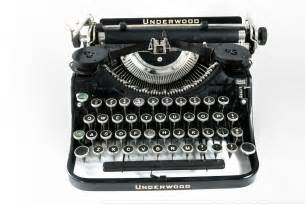 Wagner Lamps by Antique Typewriter Underwood Omero Home