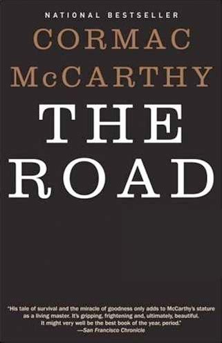 Cormac Mccarthy Best Books Book Covers Project The Road By Cormac Mccarthy Dboyle93