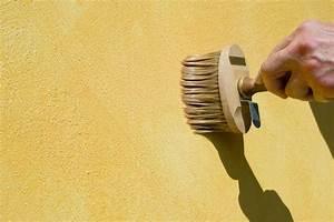 Kalkfarbe Streichen Anleitung : rollputz auen simple decke mit rollputz streichen tag ~ Lizthompson.info Haus und Dekorationen