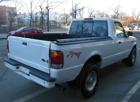 sell   ford ranger  automatic cheap pick