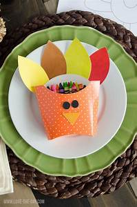 12, turkey, crafts, for, kids, on, thanksgiving, on, love, the, day