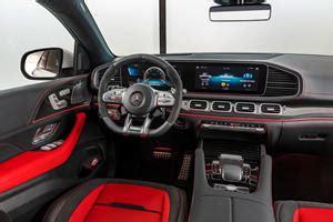 Новый топовый mercedes gle coupe 63s amg (c167) 2021 уже в россии. 2021 Mercedes-Benz AMG GLE 53 Coupe Interior Photos | CarBuzz