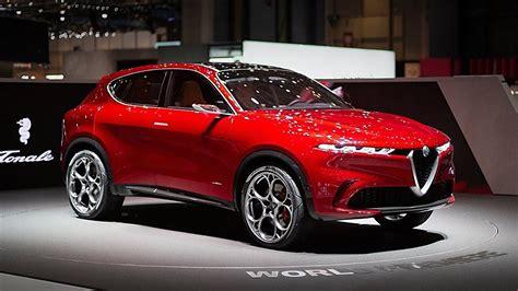 Alfa Romeo Concept by 2020 Alfa Romeo Tonale Hybrid Launch Alfa Romeo Tonale