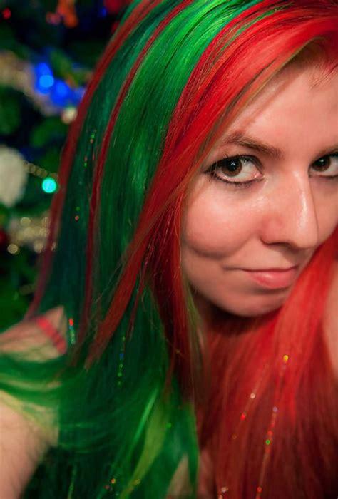 christmas party hairstyle ideas   xmas