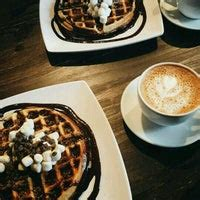 Though they have a large selection of waffles, including customizable waffles, nothing about the waffles are unique. Black Coffee & Waffle Bar - Como - 25 tips from 503 visitors