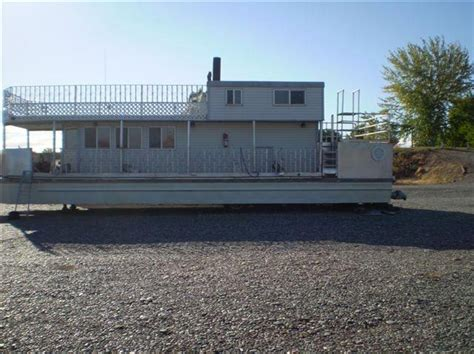 Used Pontoon Boats For Sale Craigslist Oregon by Houseboat New And Used Boats For Sale In Oregon