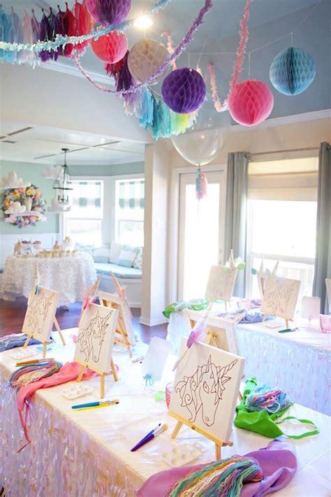 magical unicorn birthday party birthday party kara 39 s party ideas magical unicorn birthday party