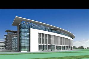 Exclusive Building for Commercial Use 3D Model MAX 3DS ...