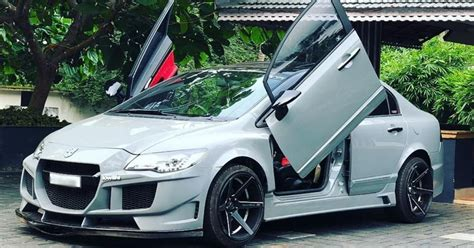 Modified Civic Type S For Sale by Modified Honda Civic With Scissor Doors Transformers