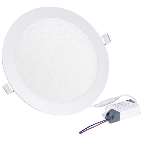 9 12 18w led recessed ceiling flat panel light