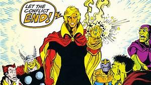 Who Is Marvel39s Adam Warlock GameSpot