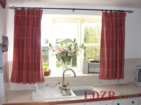curtains kitchen window ideas curtains for original kitchen home design and ideas