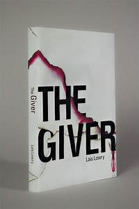 The Giver Book Cover Graphis