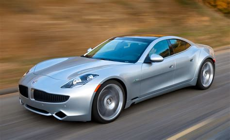 Electric Car Company 'fisker' Is Back From The Dead