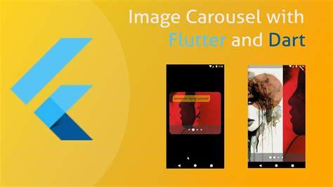 image carousel  flutter framework  basic animation