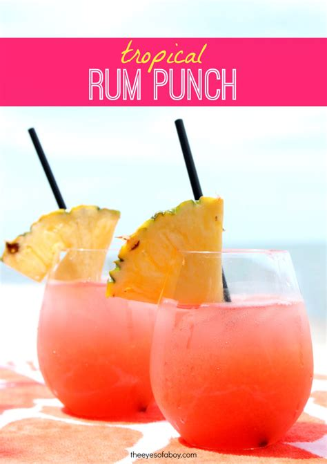 drink recipe 10 most popular tropical drink recipes