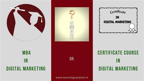 Mba In Digital Marketing by Mba In Digital Marketing Or Course In Digital Marketing