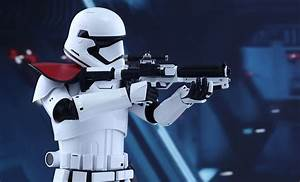 Star Wars First Order Stormtrooper Officer Sixth Scale ...