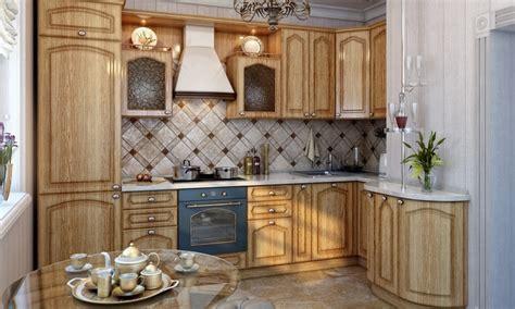 carrelage cuisine provencale photos gallery of une cuisine de style avec ses meubles en bois