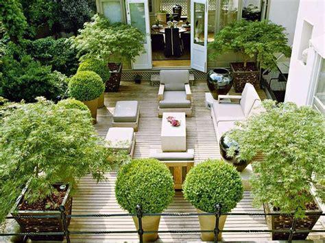 vasi terrazzo terrazzo sei consigli per viverlo la casa in ordine