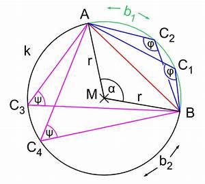 Durchmesser Berechnen Kreis : sehne geometrie wikipedia ~ Themetempest.com Abrechnung