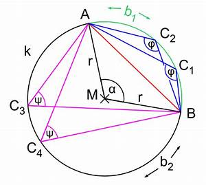 Geometrie Winkel Berechnen : sehne geometrie wikipedia ~ Themetempest.com Abrechnung