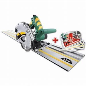 Scie Plongeante Kity : scie plongeante kity 550 avec 2 rails 700mm lame 48 ~ Nature-et-papiers.com Idées de Décoration