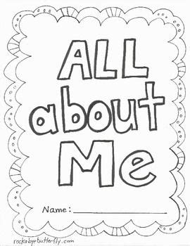all about me book free printables kindergartenklub 407 | 2f0bc4ec4a73f7771087647e476346cc