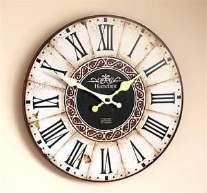 Vintage, Style, Wall, Clocks
