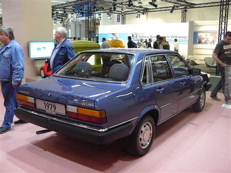 1979 Audi 4000 Information And Photos Momentcar 100