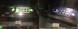 E3 2014  Prototype Models Of Hori U0026 39 S Real Arcade Pro Sticks