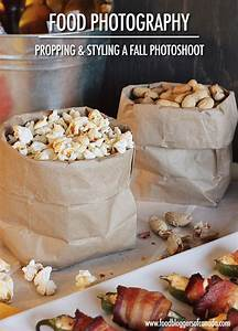 INSPIRATION & TIPS FOR PROPPING A FALL Food PHOTOSHOOT | Food Bloggers of Canada