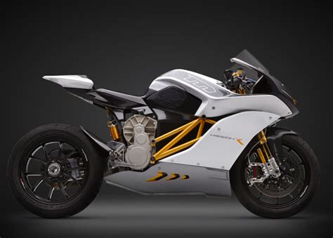 Mission Motorcycles Superbikes