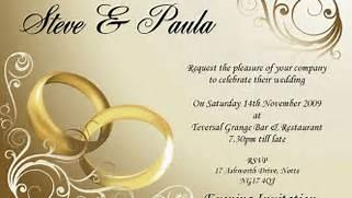 20 Best Free Printable Wedding Invitation Templates 8 Free Wedding Invitation Templates Excel PDF Formats Wedding Invitation Template Unusual Wedding Invitation Template Invitation Templates